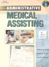 Administrative Medical Assisting [With CDROM] - Wilburta Q. Lindh, Marilyn S. Pooler, Carol D. Tamparo