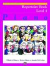 Alfred's Basic Piano Course Repertoire, Bk 4 (Alfred's Basic Piano Library) - Willard A. Palmer, Morton Manus, Amanda Lethco