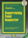 Supervising Food Inspector - Jack Rudman, National Learning Corporation