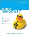 SIMPLY Windows 7 - Paul McFedries