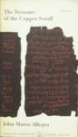 The Treasure of the Copper Scroll - John Marco Allegro