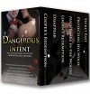 Dangerous Intent: Six Great Mysteries in One set from Bestselling Authors - D'Ann Lindun, Mary Martinez, Cara Marsi, Sue Fineman, Melissa Keir, Anna Sugg