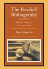 The Baseball Bibliography - McFarland & Company, John Kuenster