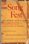 Song Fest - Dick Best, Beth Best, David Hunt