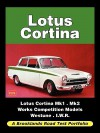Lotus Cortina - Road Test Portfolio - R. Clarke