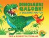 Dinosaurs Galore!: A Roaring Pop-Up - Paul Stickland, Henrietta Stickland
