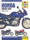 Honda Cb500 Service And Repair Manual (1993 2001) (Haynes Service & Repair Manuals) - Phil Mather