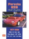 Porsche 928 Gold Portfolio 1977-1995 - R.M. Clarke