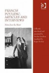 Francis Poulenc, Articles and Interviews: Notes from the Heart - Francis Poulenc