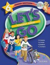 Let's Go, American English, Third edition, Level.6 : Student's Book, w. CD-ROM: Student Book with CD-ROM Pack Level 6 (Let's Go) - Ritsuko Nakata, Karen Frazier, Barbara Hoskins