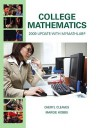 College Mathematics (with MyMathLab/MyStatLab Student Access Code Card) - Cheryl Cleaves