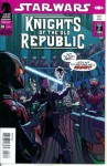 Star Wars - Knights of the Old Republic #20 : Daze of Hate Part Two (Dark Horse Comics) - John Jackson Miller, Bong Dazo