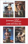 Harlequin Blaze June 2015 Box Set: Midnight ThunderFevered NightsCome On OverTriple Time - Vicki Lewis Thompson, Jillian Burns, Debbi Rawlins, Regina Kyle
