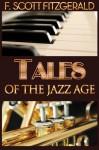 Tales of the Jazz Age - F. Scott Fitzgerald, Magnolia Books