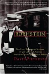 Rothstein: The Life, Times, and Murder of the Criminal Genius Who Fixed the 1919 World Series First Trade Paper edition by Pietrusza, David (2004) Paperback - David Pietrusza