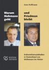 Warum Hohmann geht und Friedman bleibt - Arne Hoffmann