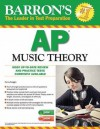 Barron's AP Music Theory with MP3 CD, 2nd Edition - Nancy Scoggin