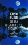 Siedem niesamowitych opowieści (perfect paperback) - Karen Blixen, Franciszek Jaszuński