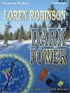 Dark Power: Hawk File Series, Book 9 - Loren Robinson, Cameron Beierle