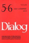 Dialog, nr 5-6 (534-535)/ maj-czerwiec 2001 - Ingmar Villqist, Ryszard Przybylski, Jacek Kopciński, Jan Zieliński, Jon Fosse, Redakcja miesięcznika Dialog, Amelia Hertzówna, Mark Ravenhill