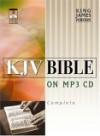 KJV Bible On MP3 CD - Anonymous, Stephen Johnston