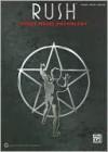 Sheet Music Anthology - Rush