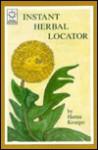 Instant herbal locator - Hanna Kroeger