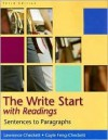 Checkett Write To Start:Sentences And Paragraphs With Readings Thirdedition - Lawrence Checkett, Gayle Feng-Checkett