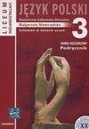 Język polski 3 Podręcznik Człowiek w świecie uczuć Kształcenie kulturowo - literackie - Małgorzata Niemczyńska