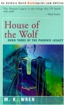 House of the Wolf - M.K. Wren