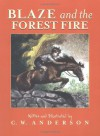Blaze and the Forest Fire: Billy and Blaze Spread the Alarm - C.W. Anderson
