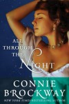 All Through the Night (Royal Agents #2) - Connie Brockway