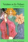 Variations on the Ordinary: A Women's Reader - Margo Lagattuta