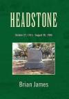 Headstone - Brian James