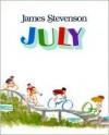 July - James Stevenson