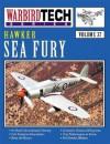 Hawker Sea Fury - Kev Darling