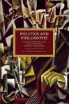 Politics and Philosophy: Niccolò Machiavelli and Louis Althusser's Aleatory Materialism - Mikko Lahtinen, Gareth Griffiths, Kristina Kohli