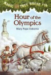 Hour of the Olympics (Magic Tree House #16) - Mary Pope Osborne, Sal Murdocca