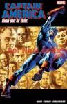 Captain America: Man Out of Time. Writer, Mark Waid - Mark Waid