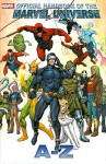 Official Handbook of the Marvel Universe A To Z - Volume 3 - Jeff Christiansen