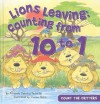 Lions Leaving: Counting from 10 to 1 - Amanda Doering Tourville