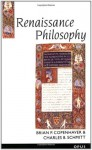 Renaissance Philosophy (A History of Western Philosophy, #3) - Brian P. Copenhaver, Charles B. Schmitt