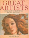 Great Artists: A Treasury of Paintings by the Masters - Melvyn Bragg