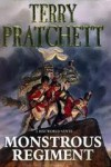 Monstrous Regiment (Discworld, #31) - Terry Pratchett