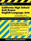 CliffsTestPrep California High School Exit Exam-English Language Arts - Jerry Bobrow