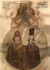 Muž s dýmkou a houslemi - Adolf Born, Arthur Conan Doyle