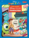 Learn to Draw Your Favorite Disney/Pixar Characters - Walter Foster Publishing