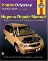 Honda Odyssey 1999 thru 2004 (Haynes Repair Manual) - John Haynes, John Haynes