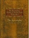 The Researchers Library of Ancient Texts: Volume One -- The Apocrypha Includes the Books of Enoch, Jasher, and Jubilees - Thomas Horn