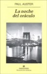 La noche del oráculo - Benito Gómez Ibáñez, Paul Auster